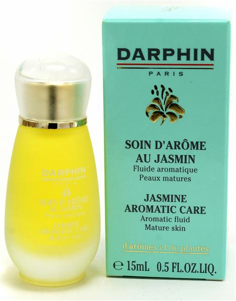 Organic Jasmine Aromatic Care 15 ml.