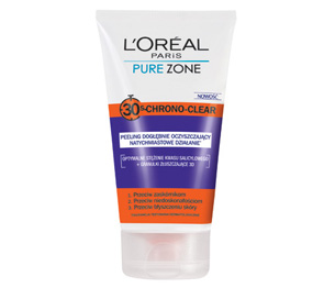 Pure Zone Chrono Clear Peeling 150 ml.